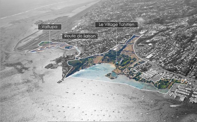 Village Tahitien : cherche promoteurs pour quatre hôtels et deux condos