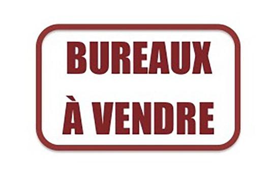 Bureaux à vendre